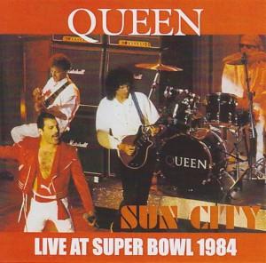 Queen - Sun city