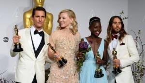 Migliori attori Oscar 2014