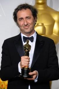 Paolo Sorrentino vince l'Oscar per il miglior film straniero agli Oscar 2014