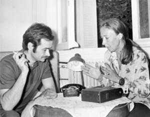 Oriana Fallaci e Alexandros Panagulis