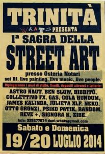 Sagra della Street Art 2014