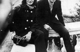 Dalida e Luigi Tenco