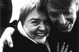 Fernanda Pivano e Fabrizio De Andrè