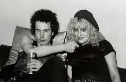 Sid Vicious e Nancy Spungen