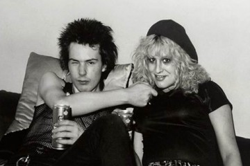 Sid Vicious e Nancy Spungen
