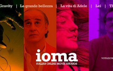IOMA - Italian online movie awards 2014 - Nominations