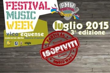 Festival music week 2015